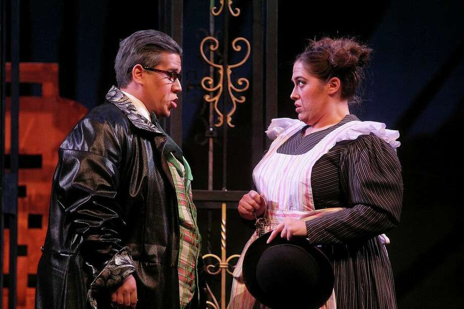 "The University of Houston's Moores Opera House delivers Rossini's classic ""The Barber of Seville"" this weekend. The show kicks off tonight, Jan. 24. If you were iced in this morning, thaw out with the warmth of this musical comedy. Performances are at 7:30 p.m., tonight and Jan. 27, and 2 p.m., Jan. 26. Visit http://www.uh.edu/class/music/opera/ for more details. (Photos by Forest Photography)"