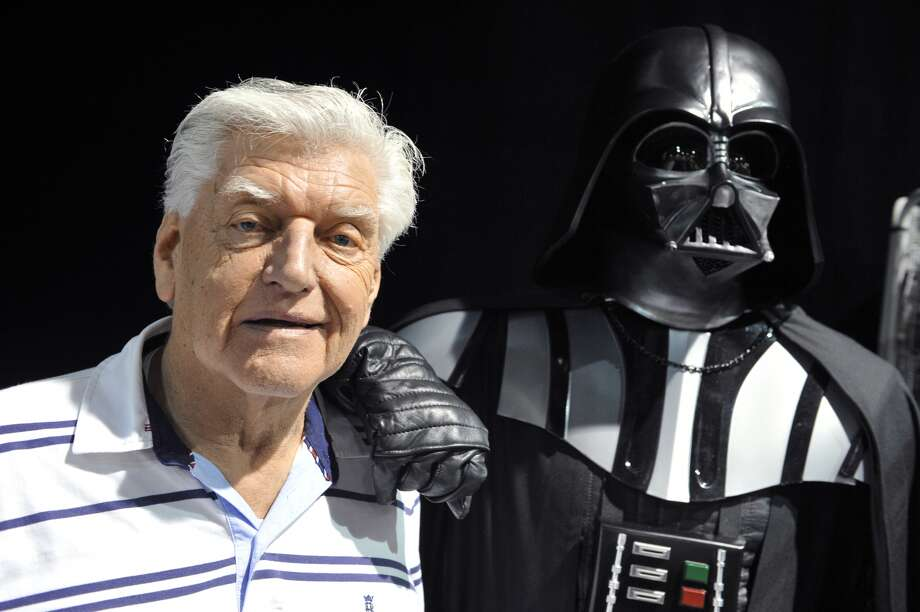 English actor David Prowse played the character of Darth Vader.
