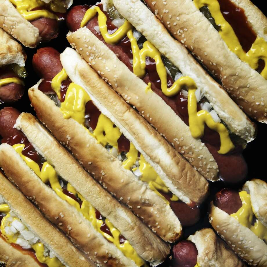 Hot dogs Photo: Monica Rodriguez, Getty Images