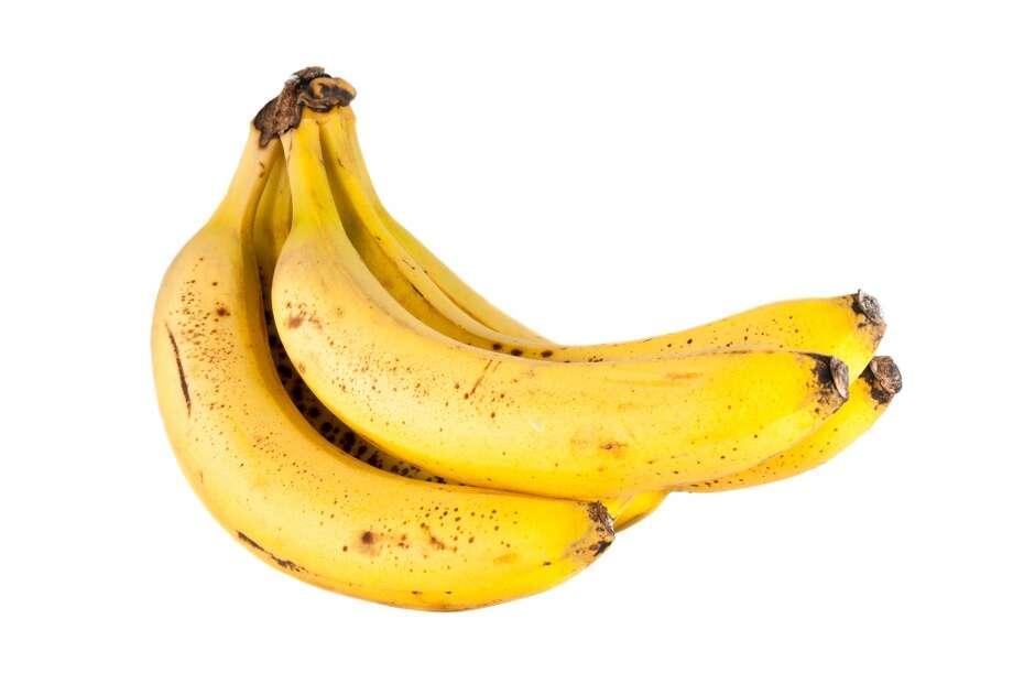 Bananas Photo: Petre Mihai, Getty Images/Flickr RF