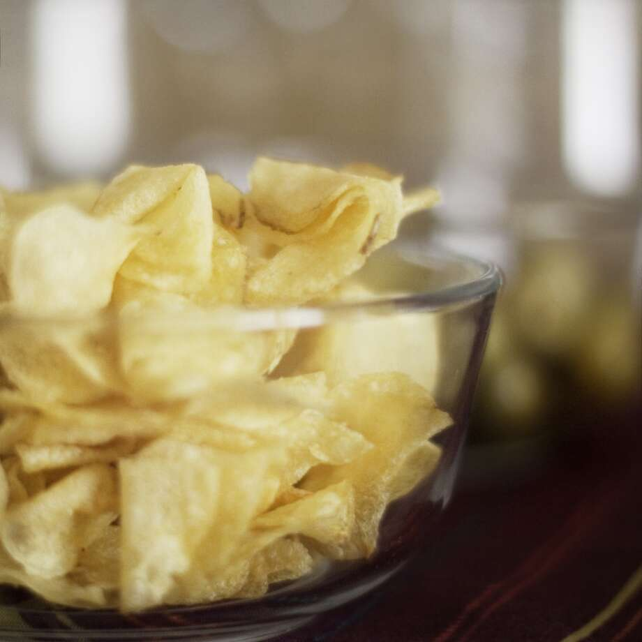 Processed foods such as packaged snacks or chips Photo: Www.labicicletavermella.com, Getty Images/Flickr RF