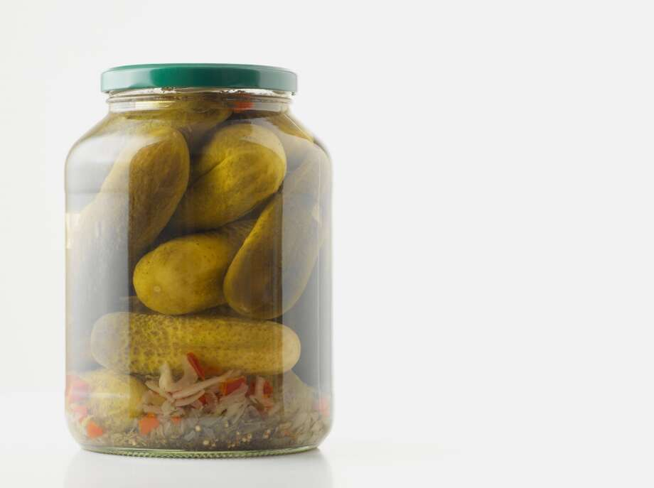Pickled or marinated foods Photo: Image Source, Getty Images/Image Source