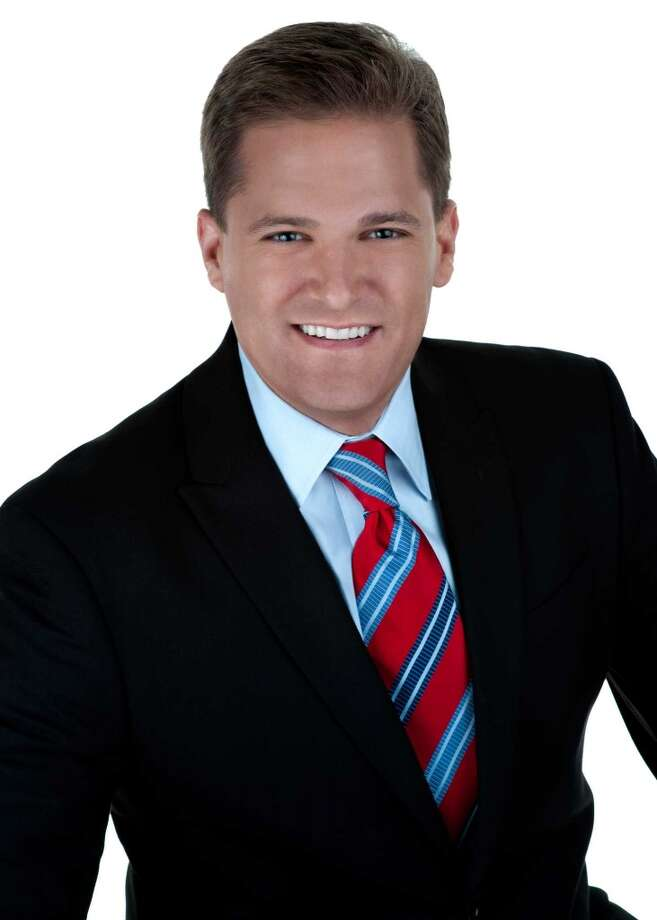 Chris Stipes is the weekend evening anchor for KRIV-TV.