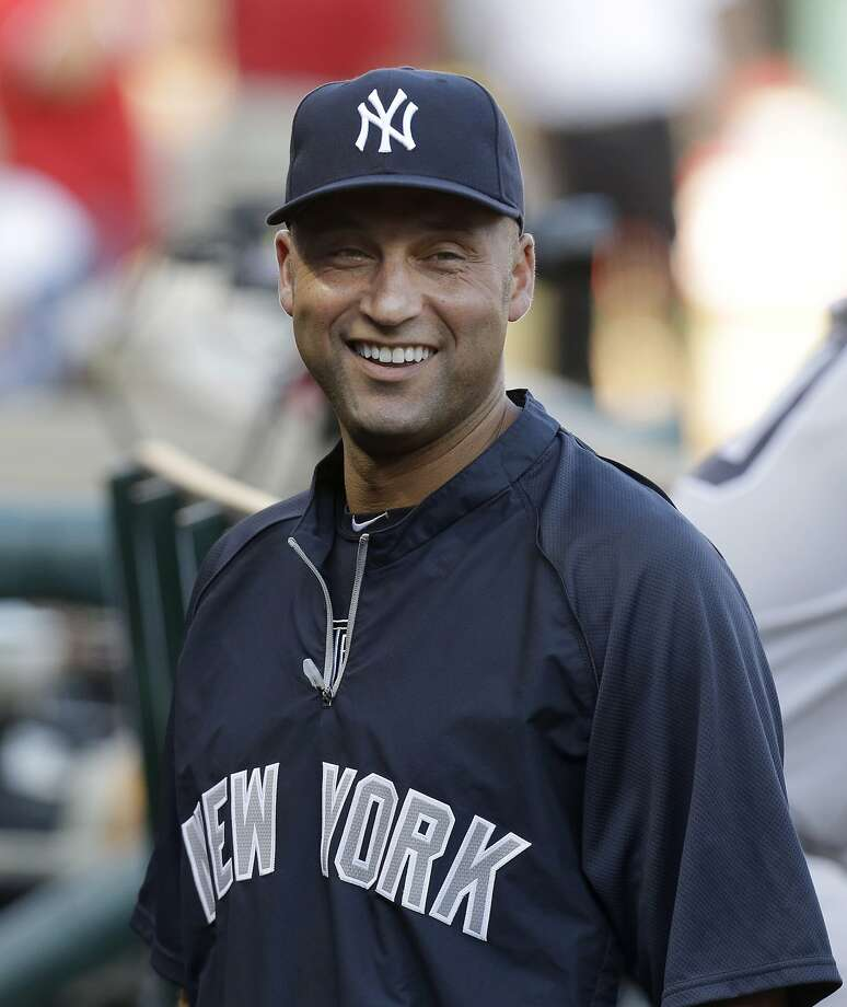 Derek Jeter Photo: LM Otero, Associated Press