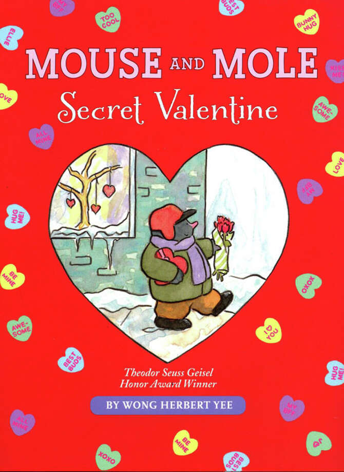 Mouse and Mole Secret Valentine. Photo: Contributed Photo / The News-Times Contributed