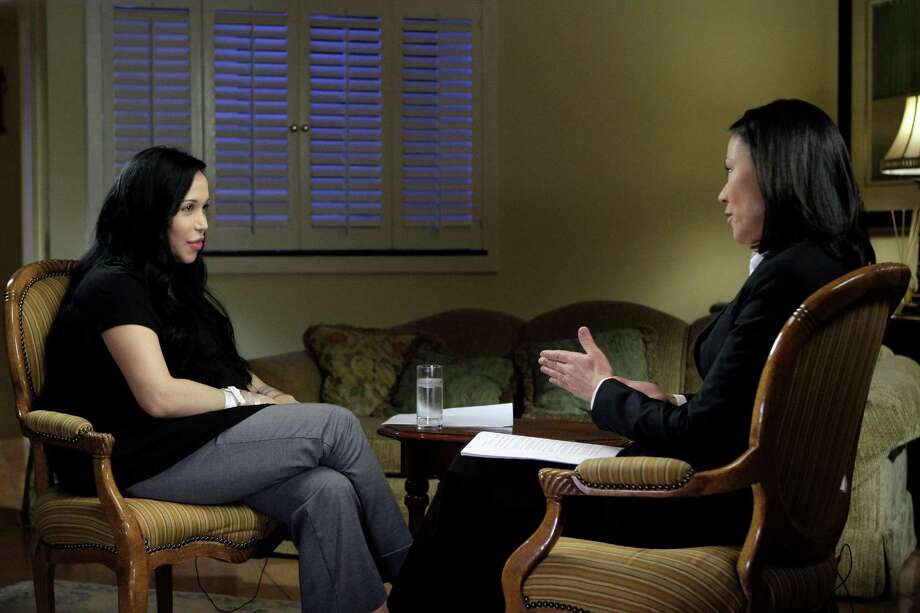 "1) BEFORE SHE WAS OCTOMOM: Suleman worked for a state mental hospital in 1999 when she said she suffered a back injury during an inmate riot. She went on to collect more than $165,000 in disability payments and used some of the money to help pay for in-vitro fertilization treatments that produced her first six children. She has a bachelor's degree in child and adolescent development from California State University, Fullerton, and was studying for a master's in counseling when she became pregnant with the octuplets.PHOTO: Nadya Suleman (left) speaks with the ""Today"" show's Ann Curry in New York on Feb. 5, 2009, in Suleman's first interview since giving birth to octuplets last week. Photo: Paul Drinkwater, Associated Press / NBC"