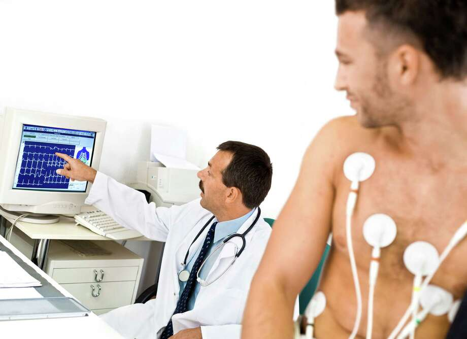 A popular CE course is for EKG positions - those who administer electrocardiograms. / iStockphoto