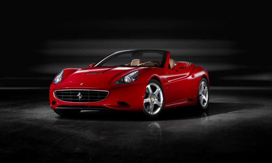 The Ferrari California.