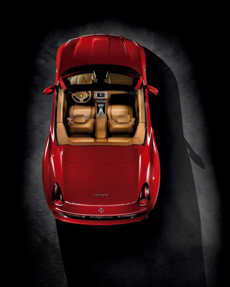 The Ferrari California. Photo: 089740.JPG