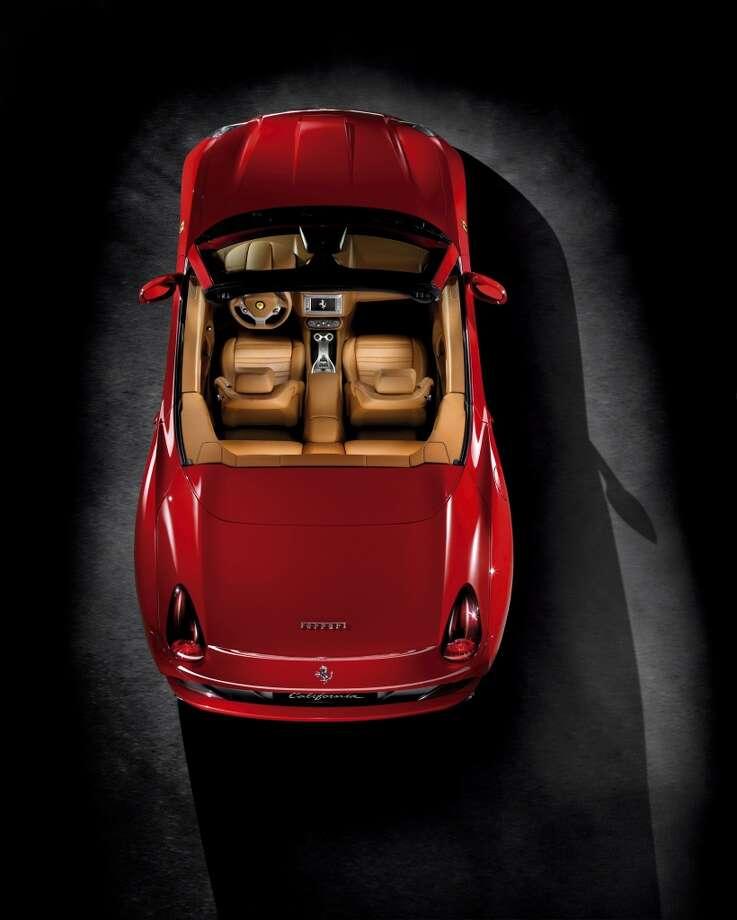 The Ferrari California. Photo: 089740.JPG
