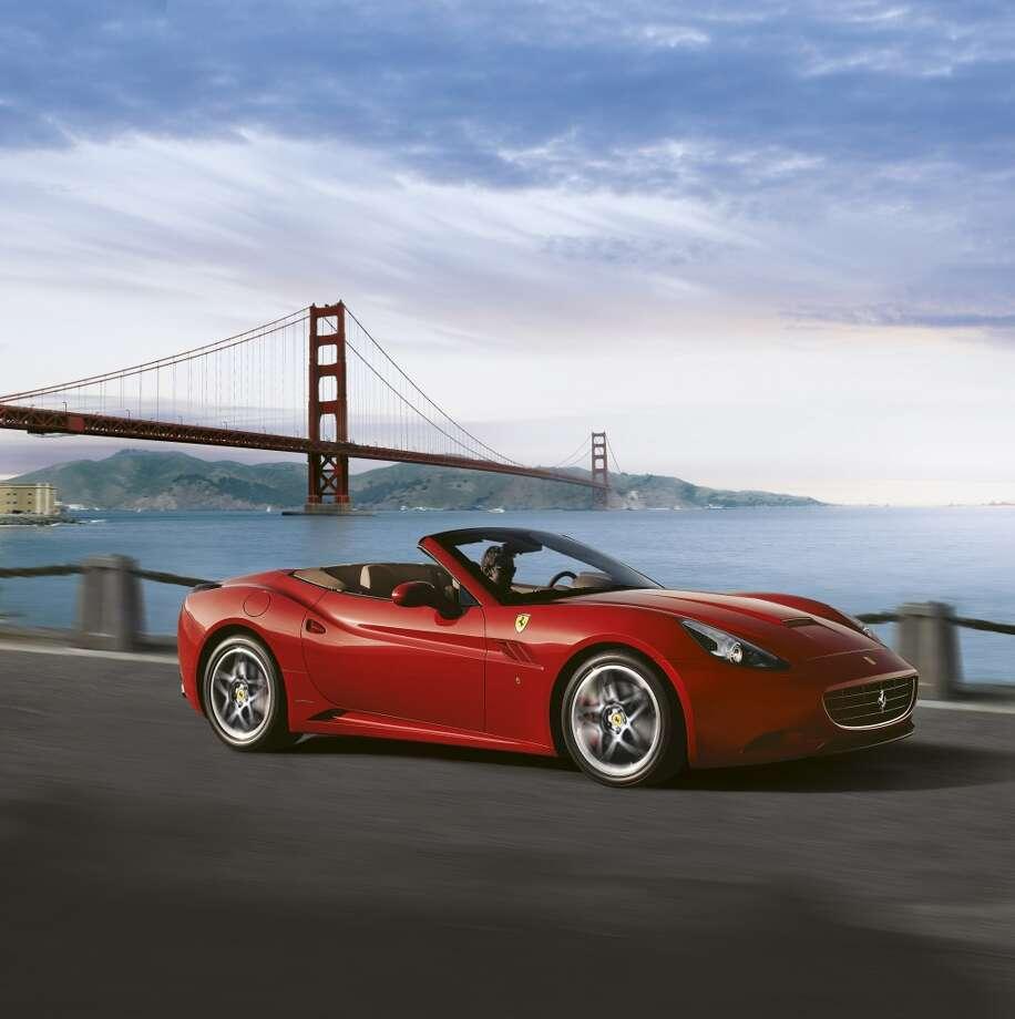 The Ferrari California. Photo: 089800.jpg