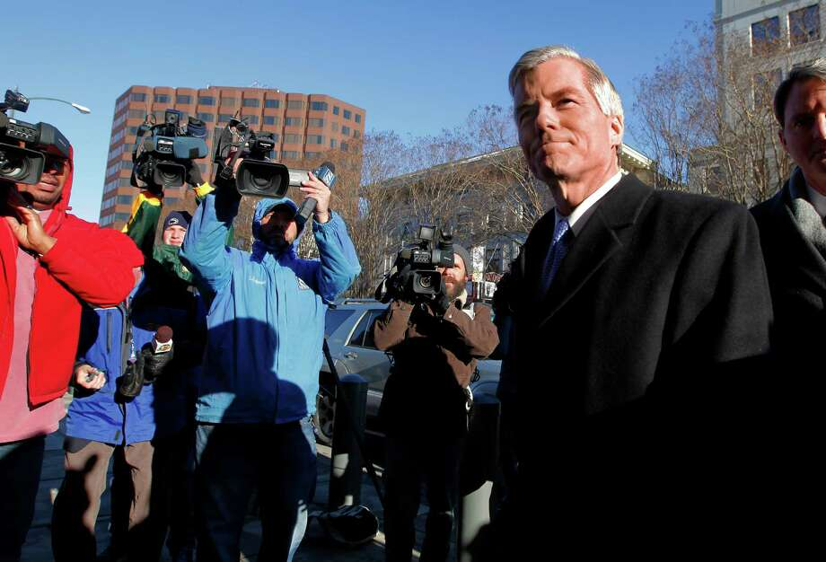Charges that former Virginia Gov. Bob McDonnell and his wife accepted more than $165,000 in loans and gifts came 10 days after he ended his only term. Photo: Dean Hoffmeyer, MBI / Richmond Times-Dispatch