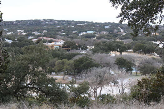 It was 25 this morning in Canyon Lake. Here's a view across Canyon Lake golf course and the Hill Country. Photo: Reader Photo/Bruno Torres