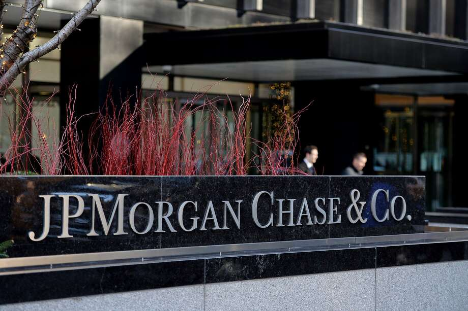 JPMorgan Chase received a score of 62.33, an improvement over the 58.2 it received in 2013. Photo: Stan Honda, AFP/Getty Images
