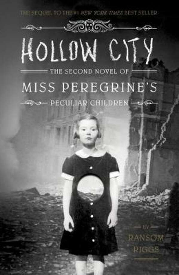 """Hollow city"" by Ransom Riggs Photo: Xx"