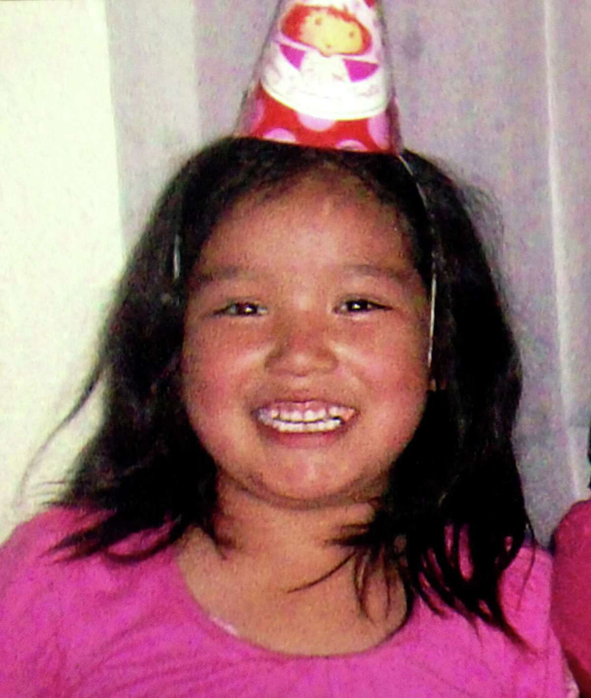 Leslie Roman, 6, was hit by a car and killed in 2009. She had been riding her bicycle with friends in the parking lot of an apartment complex.