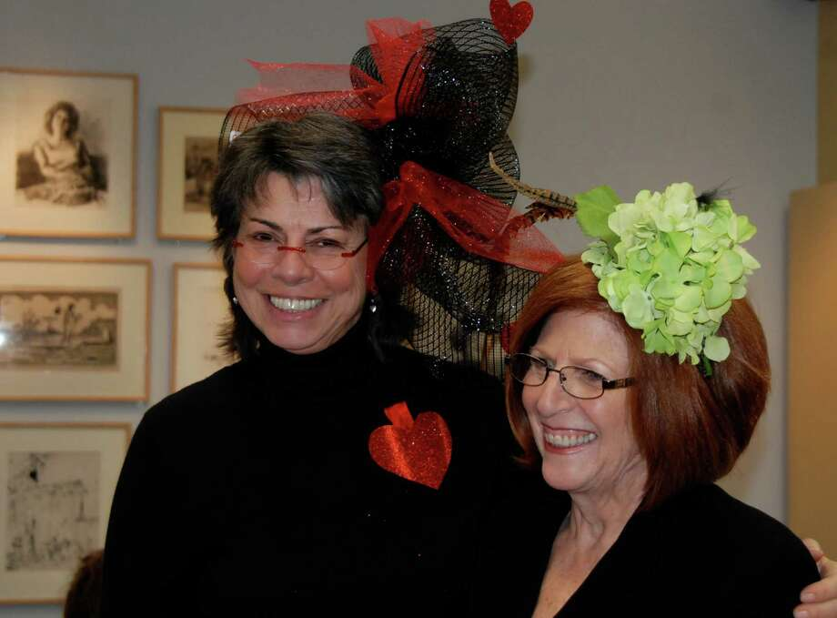 Were you SEEN at the Mad Hatter Tea at the Westport Library? Photo: BarkeyPowell/Hearst Connecticut Media Group