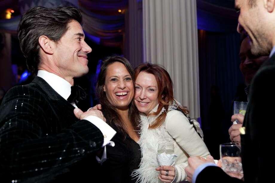 Milton Townsand, Tami Dias and Holly Waltrip Photo: JennyAntill / JennyAntill