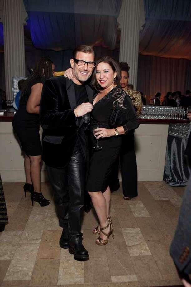 Fred Smith and Debbie Festari Photo: JennyAntill / JennyAntill