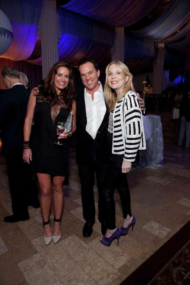 Mauney Mafrige, Rob Rutherford and Kristin Cannon Photo: JennyAntill / JennyAntill
