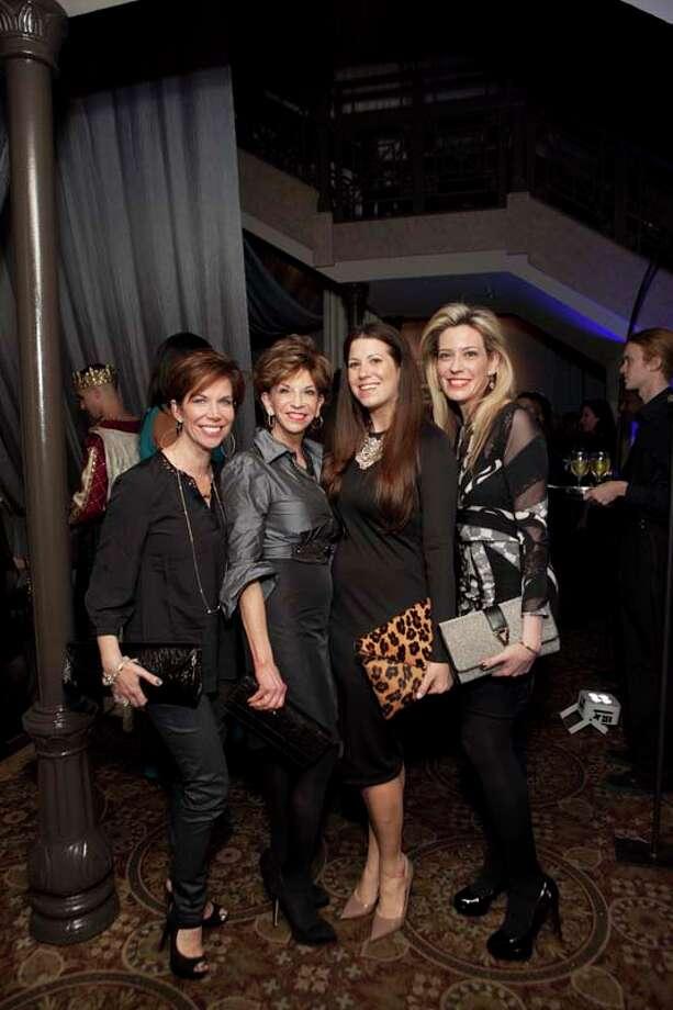Rosanne Rogers, Vicki Rizzo, Ally Shell and Mauri Oliver Photo: JennyAntill / JennyAntill