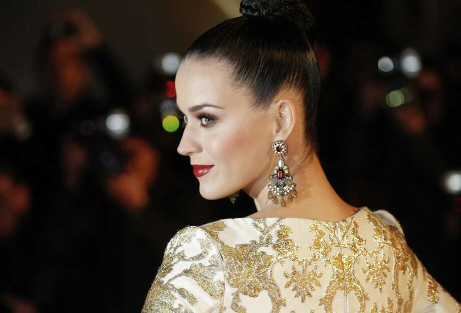 """The church hasn't left Katy """"I'm not Christian"""" Perry. Photo: Valery Hache / AFP/Getty Images / Valery HACHE"""