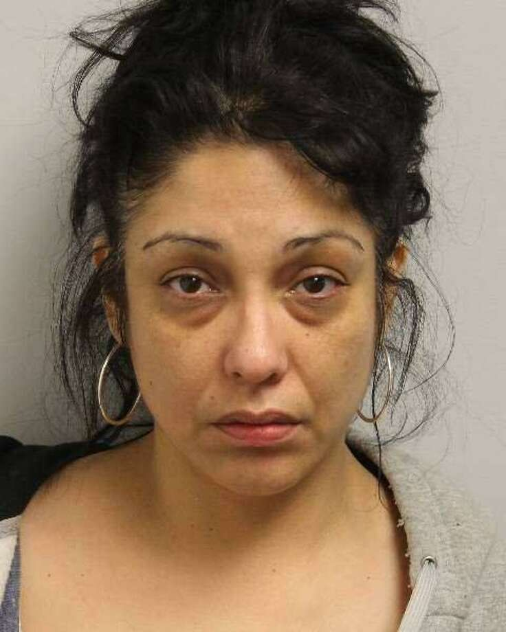 Andrea Miller, 41, and her husband Michael Miller, 45, of Ravena were arrested after an investigation into drug-trafficking, Coeymans police said on Friday. On Thursday, police used a search warrant to enter their home and  drugs and money were recovered.  (Coeymans Police photo)