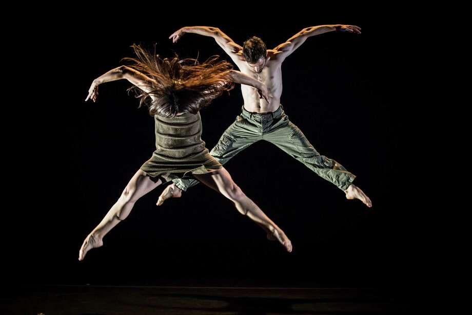 BodyTraffic, a contemporary dance company from Los Angeles, will perform Saturday, Feb. 8, at Fairfield University's Regina A. Quick Center for the Arts. Photo: Contributed Photo / Connecticut Post Contributed