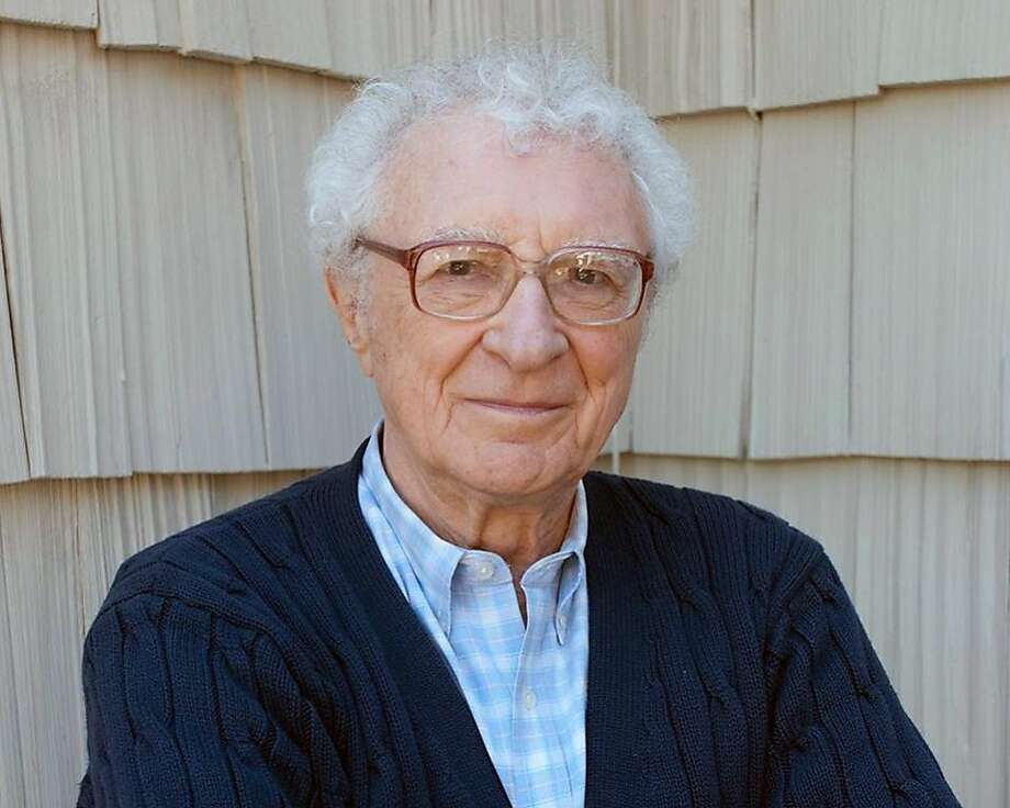 """We writers never want to stop,"" notes the Tony- and Grammy-winning lyricist Sheldon Harnick, 89. Photo: Matthew Harnick, Associated Press"