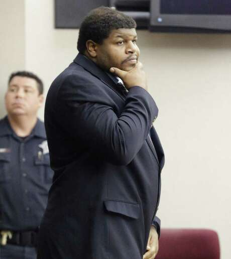 Former Dallas Cowboys lineman Josh Brent could have been sentenced up to 20 years in prison on his intoxication manslaughter conviction. Photo: LM Otero / Associated Press / POOL, AP
