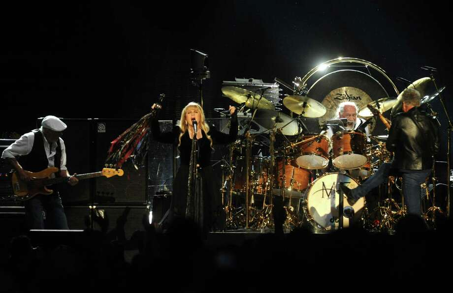 Fleetwood Mac performs at the Times Union Center on Wednesday June 19, 2013 in Albany, N.Y. (Michael P. Farrell/Times Union) Photo: Michael P. Farrell / 10022872A