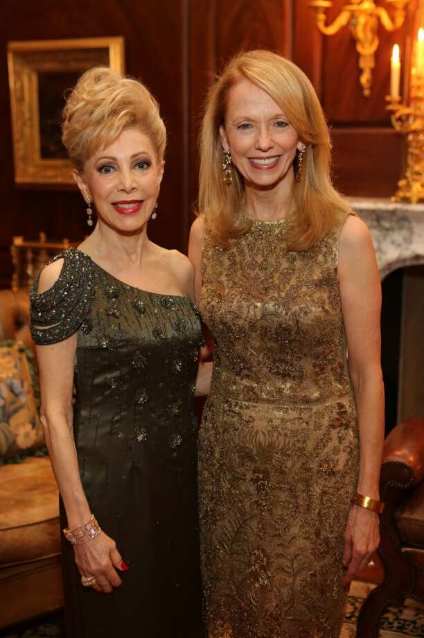 Margaret Williams and Susan Krohn Photo: Picasa