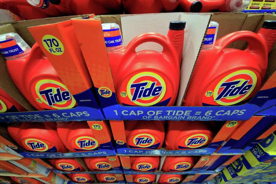 Tide detergent is one of Procter & Gamble's products. P&G is in the midst of a turnaround plan. Photo: Gene J. Puskar, STF / AP