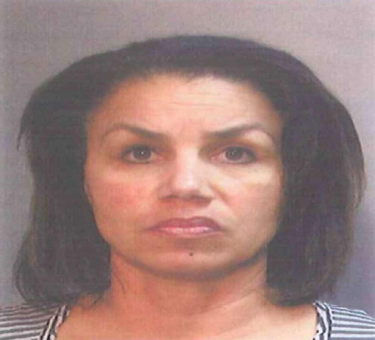 Teresa Gilmete Badger, a teacher in Benicia, CA who brought marijuana-laced food to a school potluck.