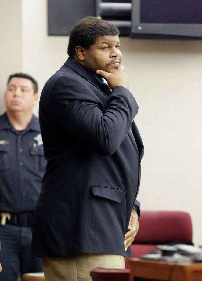 Former Cowboys lineman Josh Brent avoided the maximum sentence of 20 years in prison for intoxication manslaughter. Photo: LM Otero, POOL / POOL, AP