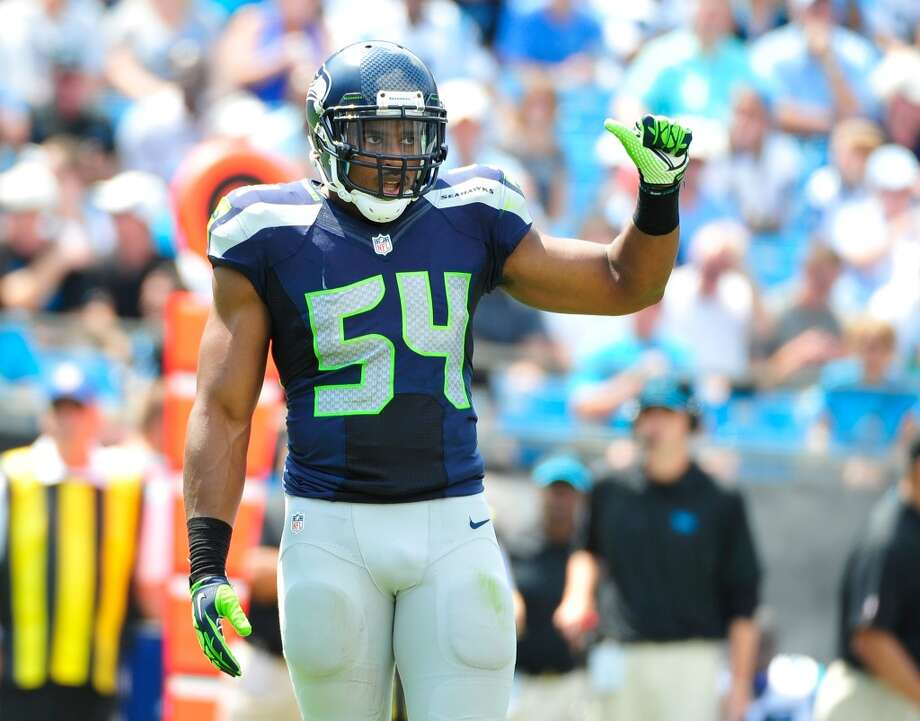 Linebacker Bobby Wagner Wagner plays smack dab in the middle of the Seahawks defense, and you often find him smack dab in the middle of some of their best plays. That's not a coincidence. The second-year player out of Utah State has been simply spectacular since joining the team last season, and the scary thing is he seems to be getting better and better with time. He's the defensive signal-caller, so he'll have his hands full with Peyton Manning and the Denver Broncos offense. Photo: Grant Halverson, Getty Images