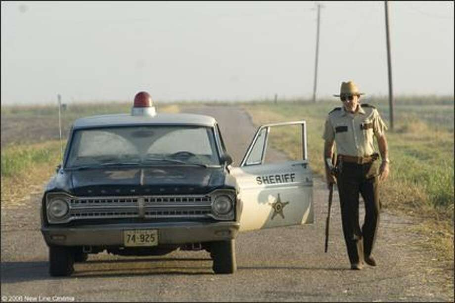 'The Texas Chain Saw Massacre' is a cult favorite. This movie, about Leatherface and his rural, cannabilistic clan, falsely told viewers in the '70s that it was a true story, which boosted its success. This photo is from the 2006 prequel, 'The Texas Chainsaw Massacre: The Beginning.' Photo: New Line Cinema