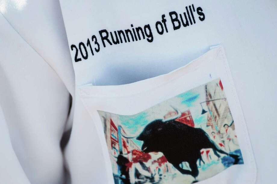 Adventure seekers take part in the Great Bull Run at Royal Purple Raceway, Saturday, Jan. 25, 2014, in Baytown. Photo: Michael Paulsen, Houston Chronicle / © 2014 Houston Chronicle