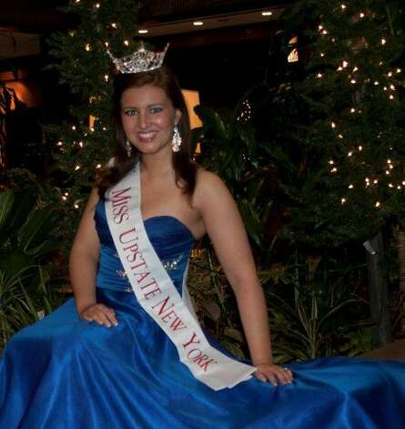 Madison Manuel recently won the title of the Miss Upstate New York with the Miss America Organization. (Submitted photo)