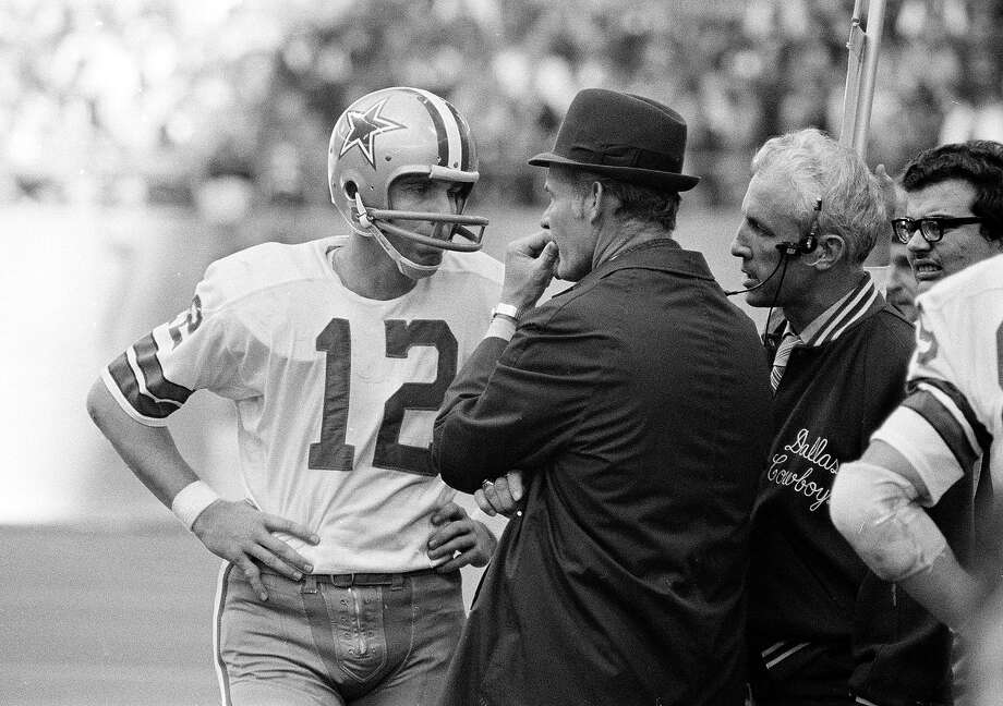 Super Bowl VI. January 16, 1972. New Orleans, La. Temperature: 39 degrees. Dallas Cowboys 24, Miami Dolphins 3 Photo: AP / 1972 AP