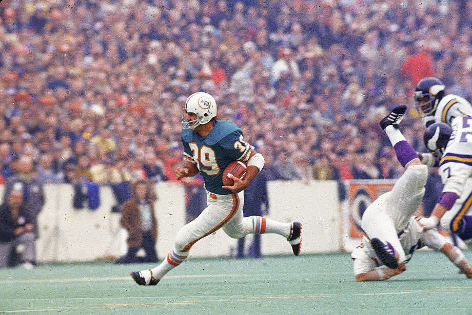 Super Bowl VIII. Jan. 13, 1974. Houston, Texas. Temperature: 50 degrees. Miami Dolphins 24, Minnesota Vikings 7. Photo: AP / 1973 AP