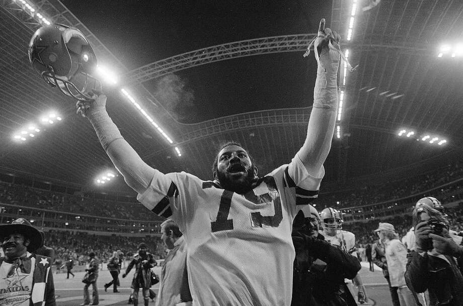 Super Bowl XII. January 15, 1978. New Orleans, La. (indoors) Temperature: 70 degrees. Dallas Cowboys 27, Denver Broncos 10. Photo: AP / 1978 AP