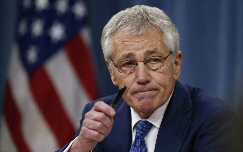 Defense Secretary Chuck Hagel summoned top military leaders and ordered a review of the nuclear forces. Photo: Charles Dharapak / Associated Press / AP