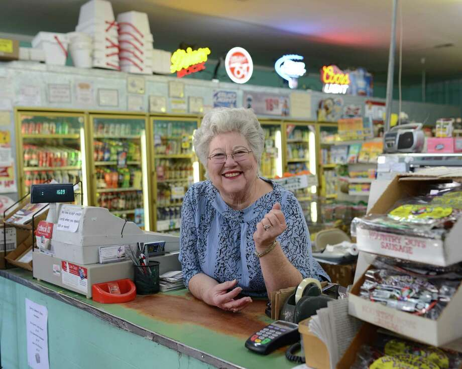 Shirley  Chovanec, who's lived in Fayetteville since 1965, grew up in Houston but says she always wanted to live in the country. She's looking forward to traveling in retirement. Photo: Peter Brown