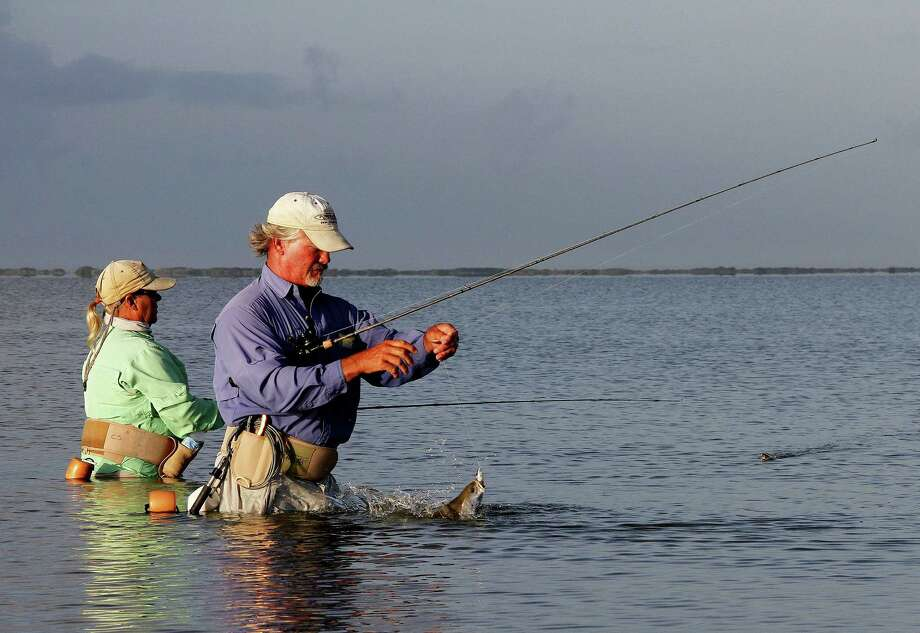 Under a proposal by Texas fisheries managers, anglers on coastal water from East Matagorda Bay through the Upper Laguna Madre would see their daily limit of speckled trout, the state's most popular inshore gamefish, halved, from 10 fish to five. The change would take effect Sept. 1 and expire five years later unless reauthorized by the Texas Parks and Wildlife Commission. Photo: Picasa