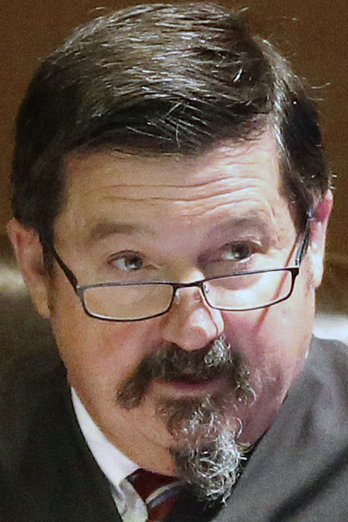 """State District Judge Dib Waldrip said the """"client choice"""" initiative deserves to be tested."""