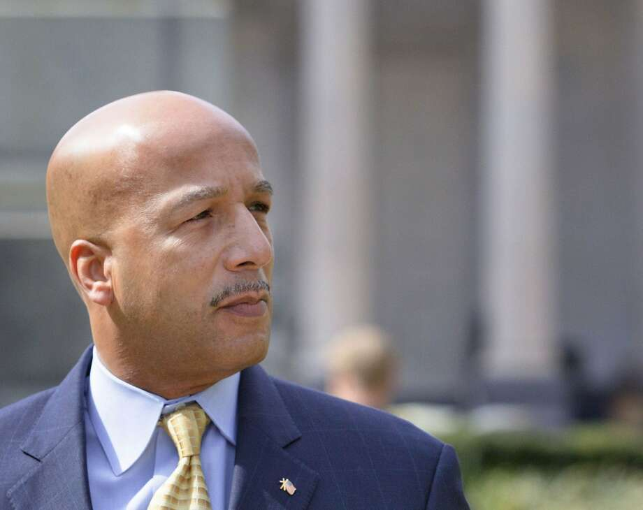 Ray Nagin is accused of accepting free trips and more than $200,000 in bribes from contractors as mayor. Photo: Matthew Hinton, Associated Press