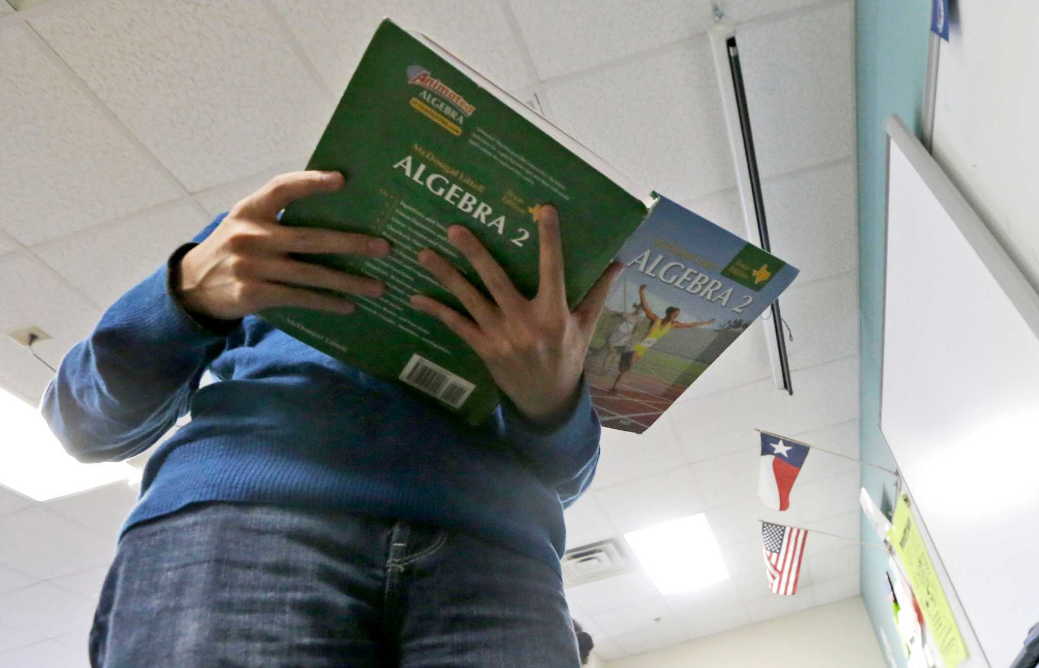 State nixes Algebra 2 for most students, offers other math