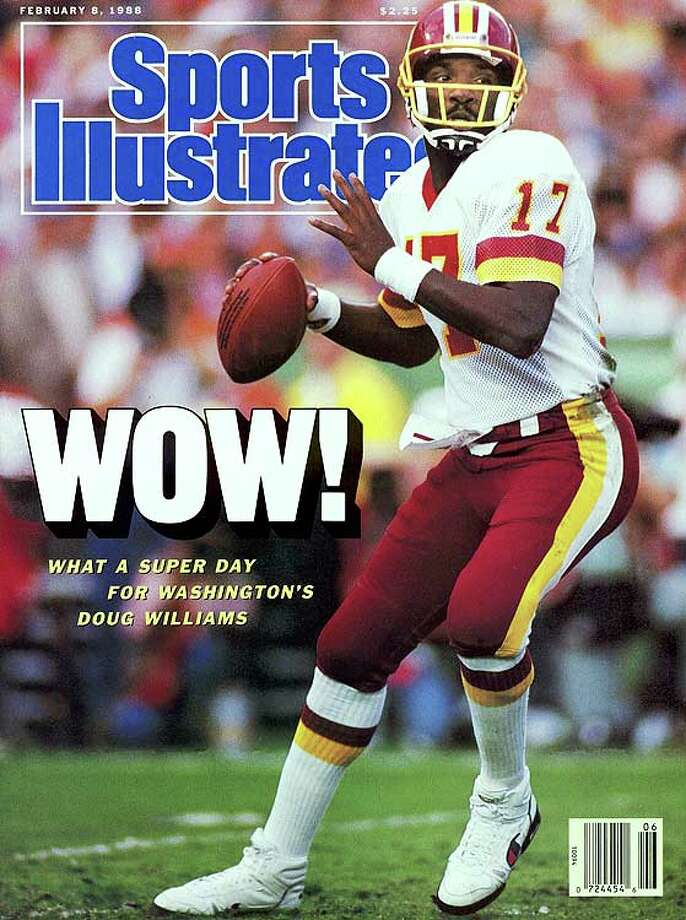 Super Bowl XXII. January 31, 1988. San Diego, Ca. Temperature: 62 degrees. Washington Redskins 42, Denver Broncos 10.