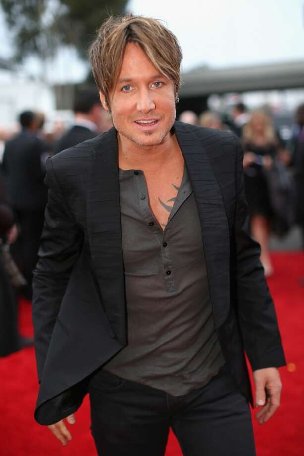 Singer Keith Urban attends the 56th GRAMMY Awards at Staples Center on January 26, 2014 in Los Angeles, California. Photo: Christopher Polk, Getty Images For NARAS
